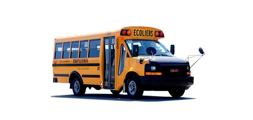 Location de minibus scolaire